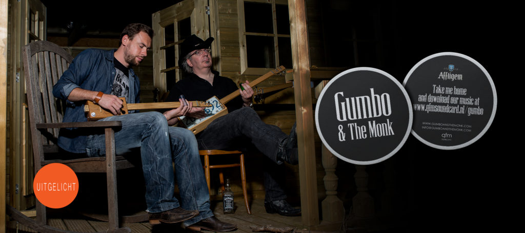 QFM Soundcoaster - Gumbo & The Monk